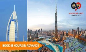 At The Top Burj Khalifa + Dubai City Tour Adventure Point Tourism - Dubaisavers