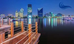 Al Seef Dhow Cruise + Dinner & Entertainment - Dubaisavers