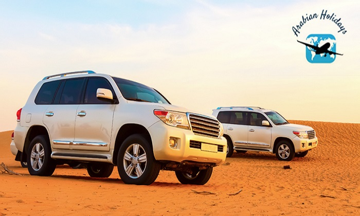 VIP Desert Safari by Arabian Holidays Tours LLC - Dubaisavers