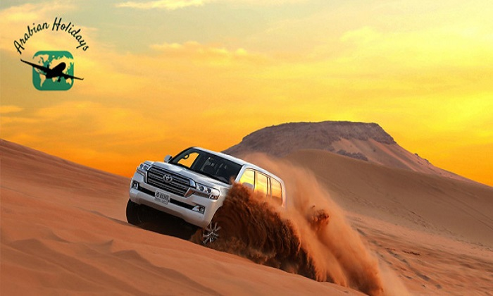 Desert Safari by Arabian Holidays Tours LLC - Dubaisavers