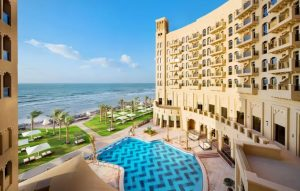 1 or 2 Nights for 2 with Breakfast, Leisure Access and Option at 5* Bahi Ajman Palace Hotel - Dubaisavers