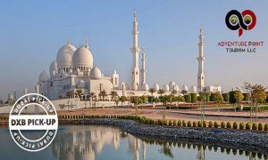 Abu Dhabi City Tour+Ferrari World Photo Stop from Adventure Point Tourism - Dubaisavers
