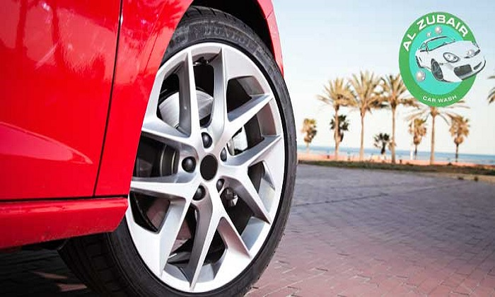 Paint for Car Brakes and Rims by Al Zubair Car Care and Wash - Dubaisavers