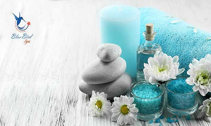 Relaxation for Men at Blue Bird Spa - Dubaisavers
