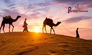 Desert Safari for 6 People by Payless Tourism - Dubaisavers