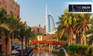 Combo Package by The Dream Tourism - Dubaisavers