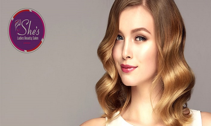 Hair Packages at She's Ladies Beauty Salon - Dubaisavers