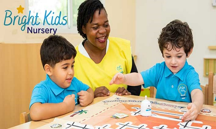 Online Courses for Kids from Bright Kids Nursery - Dubaisavers