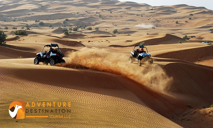Dune Buggy Ride and Optional Dune Bashing with Adventure Destination - Dubaisavers
