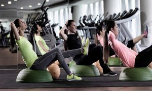 Fitness Group Sessions at The Burj Club Gym - Dubaisavers