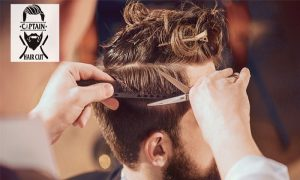 Men's Grooming Packages at Captain Saloon - Dubaisavers
