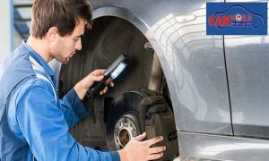 Brake Pad/Spark Plug Replacement Service at Car World Automobiles - Dubaisavers