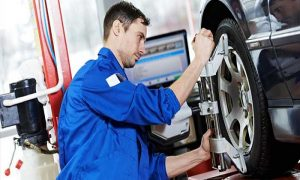 Wheel Alignment and Balancing Services from Classic Tyre Trading - Dubaisavers