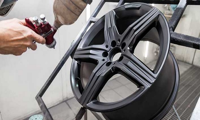 Dent & Scratch Removal + Paint Restoration from Classic Tyre Trading - Dubaisavers