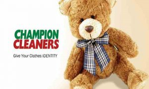 50% Discount at Champion Cleaners - Dubaisavers