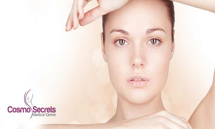Laser Hair Removal, Patch Test & Consultation from Cosmo Secrets Medical Center - Dubaisavers