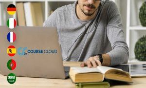 Online Language Course from Course Cloud - Dubaisavers