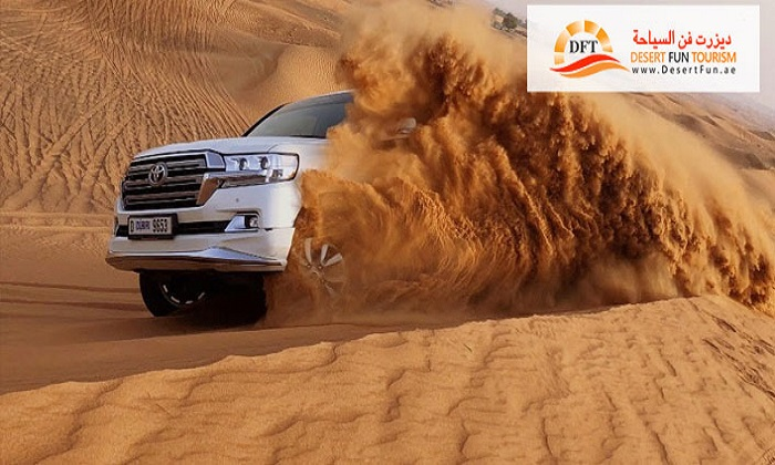 Morning Desert Safari & Optional Quad Biking from Desert Fun Tourism LLC - Dubaisavers
