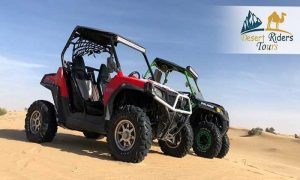 Dune Buggy Ride Packages from Desert Riders Tours FZE - Dubaisavers