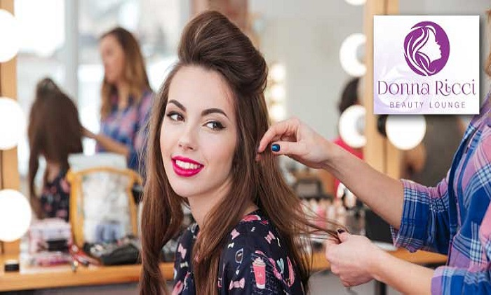 Hair Packages from Donna Ricci Beauty Lounge - Dubaisavers