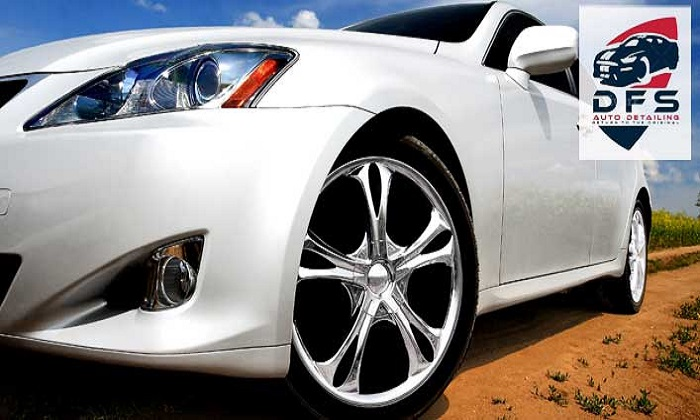 Car Rim Repair by Dream Finish Car Polishing Services - Dubaisavers