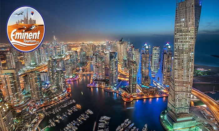 Dubai Marina Luxury Catamaran Cruise by Eminent Tourism - Dubaisavers