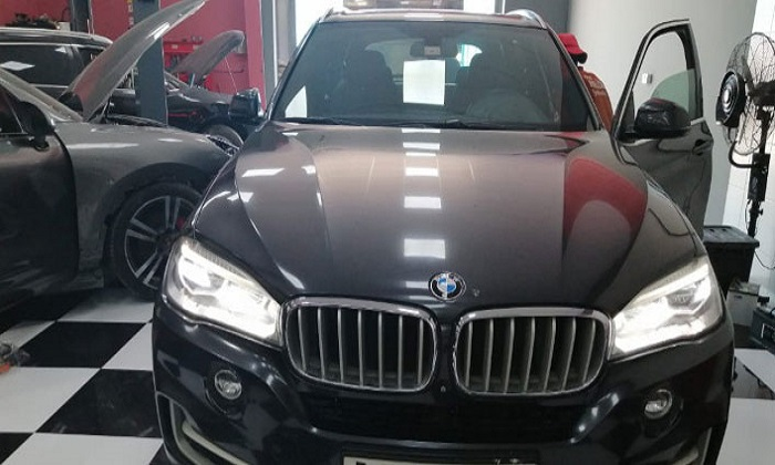 German Car Servicing Package from Exotic Touch Garage - Dubaisavers