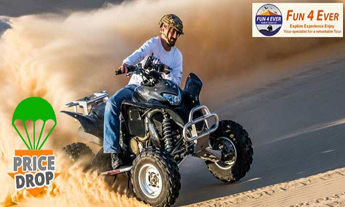 Evening Desert Safari with BBQ Dinner & More by Fun Forever Tourism LLC - Dubaisavers