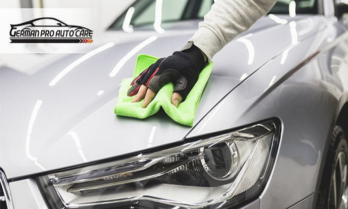 Car Care Cleaning Package at German Pro Auto Care - Dubaisavers