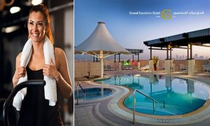 Gym and Pool Access at Grand Excelsior Hotel Deira - Dubaisavers