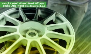 Car Scratch Removal & Painting by Green Land Hybrid Auto Repairing LLC - Dubaisavers