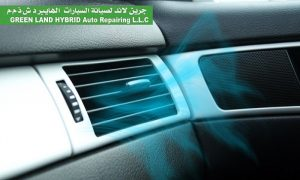 Full Car AC Cleaning Service at Green Land Hybrid Auto Repairing LLC - Dubaisavers