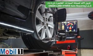 Wheel Alignment with Optional Balancing from Green Land Hybrid Auto Repairing LLC - Dubaisavers
