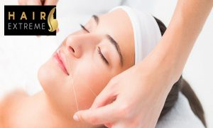 Waxing and Threading Services from Hair Extreme Beauty Saloon - Dubaisavers