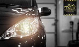 Headlight Restoration by Express Automotive polishing & Accessories - Dubaisavers