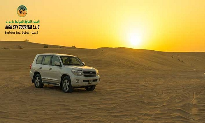 VIP Desert Safari by High Sky Tourism - Dubaisavers