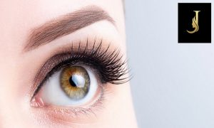 3D Eyelash Extensions at Joseph Dimerji Beauty Salon - Dubaisavers