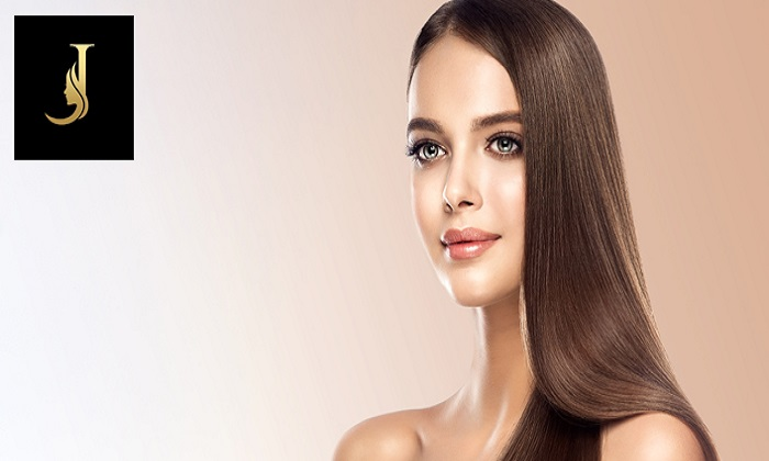 Hair Keratin at Joseph Dimerji Beauty Salon - Dubaisavers