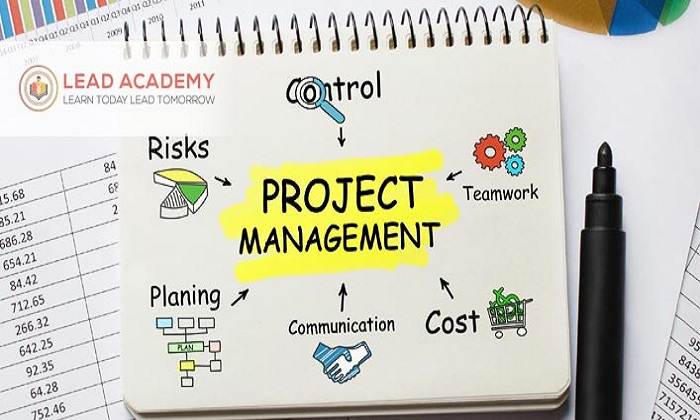 Certified Project Manager Online Training from Lead Academy - Dubaisavers