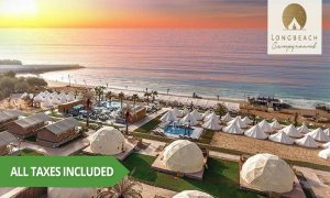 Weekend Tent Stay at Longbeach Campground - Dubaisavers