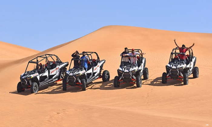 Buggy Ride & More Adventure For 2 People by Magsi Global Marketing - Dubaisavers