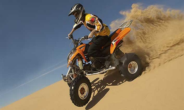 Quad Biking or Buggy Ride Experience at Magsi Global Marketing - Dubaisavers