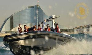 60 or 90-Minute Marina & Burj Cruise by Maxoel Yachts LLC - Dubaisavers