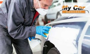 Car Paint Restoration and Dent Removal by My Car Workshop - Dubaisavers