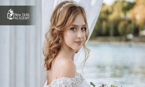 Bridal Hair and Makeup Course from New Skills Academy - Dubaisavers
