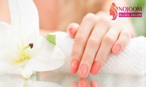 Spa or Gelish Manicure and Pedicure at Nojoom Al Lail Ladies Salon - Dubaisavers
