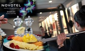 Power Breakfast at Novotel Sharjah - Dubaisavers