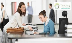 Office Skills and Receptionist Course from EDUJANETS LTD - Dubaisavers