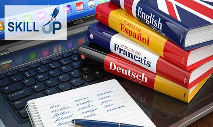 Online Language Courses from Skill Up - Dubaisavers