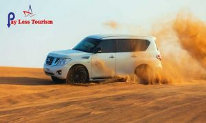 Desert Safari with Transportation Options by Payless Tourism - Dubaisavers